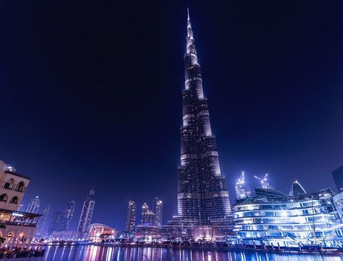 Move To The UAE